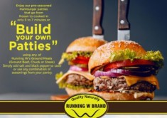 Build your own Patties