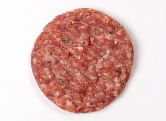 Seasoned Beef Patties